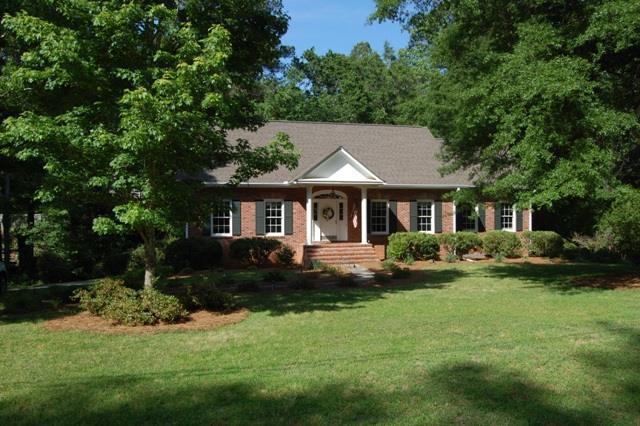 3630 Sussex Drive, Milledgeville, GA 31061 (MLS #37854) :: Lane Realty