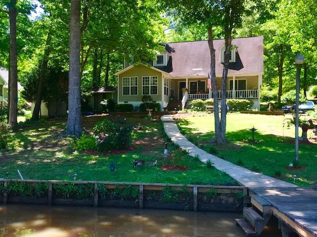 375 Bluegill Road, Eatonton, GA 31024 (MLS #37893) :: Lane Realty