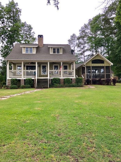 128 Lumpkin Rd., Milledgeville, GA 31061 (MLS #37928) :: Lane Realty