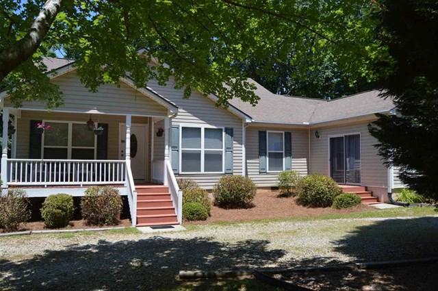 120 Forest Ridge Circle, Eatonton, GA 31024 (MLS #38061) :: Lane Realty