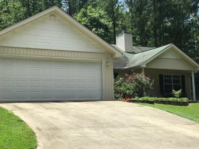 176 Arrowhead Trail, Eatonton, GA 31024 (MLS #38196) :: Lane Realty