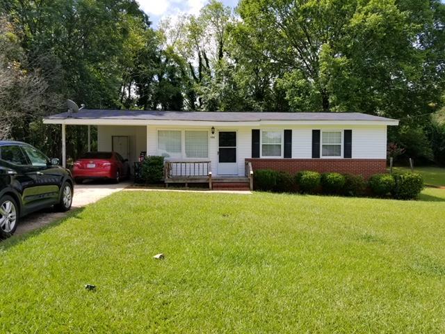 101 Oak Avenue, Milledgeville, GA 31061 (MLS #38265) :: Lane Realty