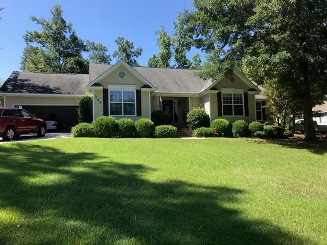 166 E Lakeview Dr, Milledgeville, GA 31061 (MLS #38271) :: Lane Realty