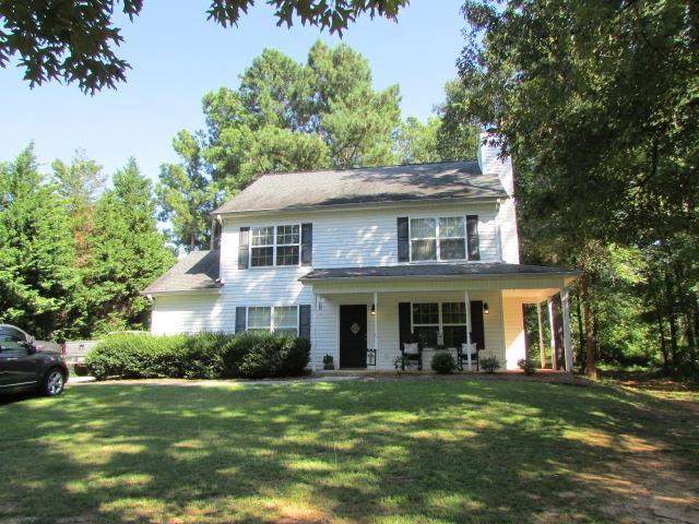 139 Glenn Drive, Milledgeville, GA 31061 (MLS #38386) :: Lane Realty
