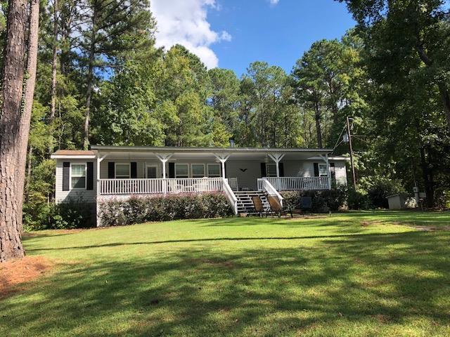 783 Jenkins Pointe Rd., Sparta, GA 31087 (MLS #38764) :: Lane Realty