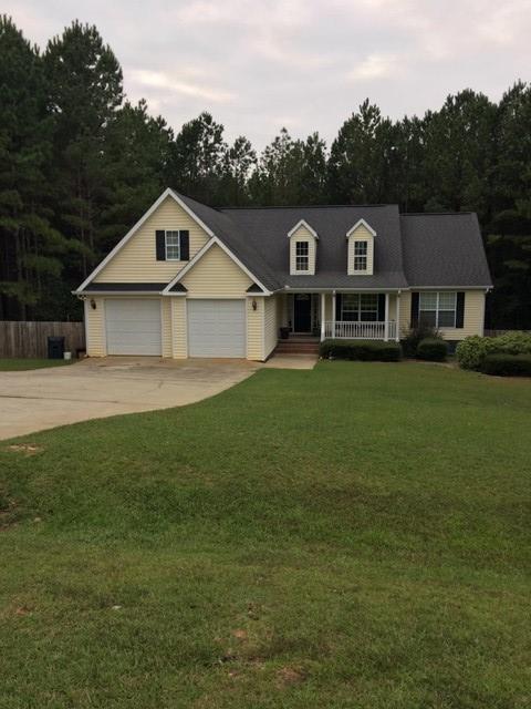 220 Michelle Road, Milledgeville, GA 31061 (MLS #38808) :: Lane Realty
