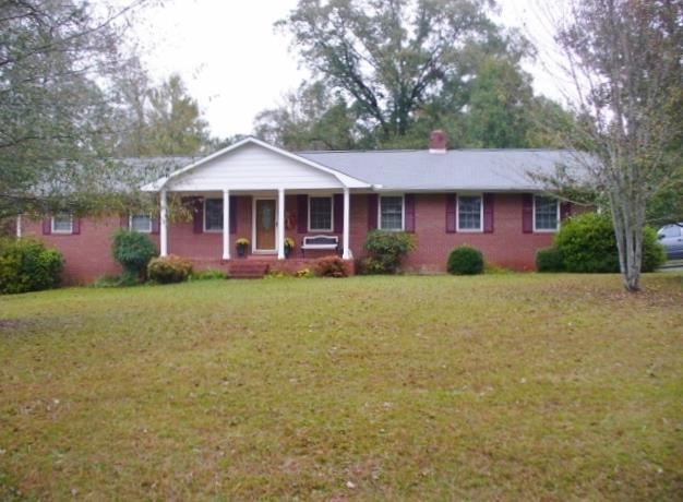 110 Ivey Weaver Road, Milledgeville, GA 31061 (MLS #38968) :: Lane Realty