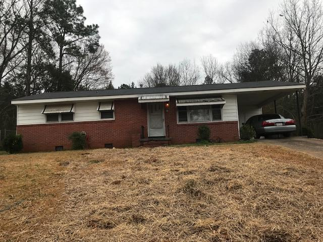 61 Oak Avenue, Milledgeville, GA 31061 (MLS #39399) :: Lane Realty