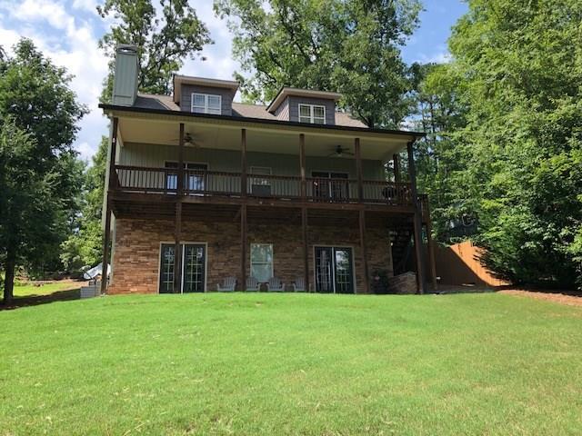 207 Hickory Pass, Sparta, GA 31087 (MLS #39533) :: Lane Realty