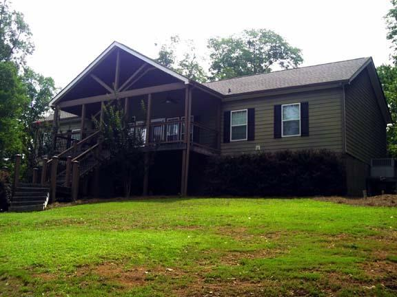139 Lookout Trail, Sparta, GA 31087 (MLS #39918) :: Lane Realty