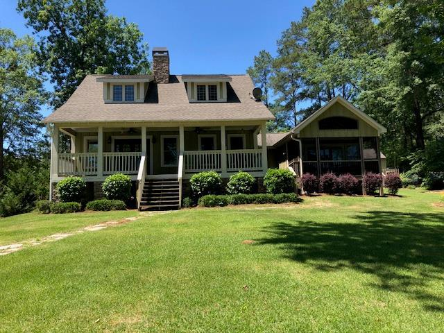 128 Lumpkin Rd., Milledgeville, GA 31061 (MLS #40030) :: Lane Realty