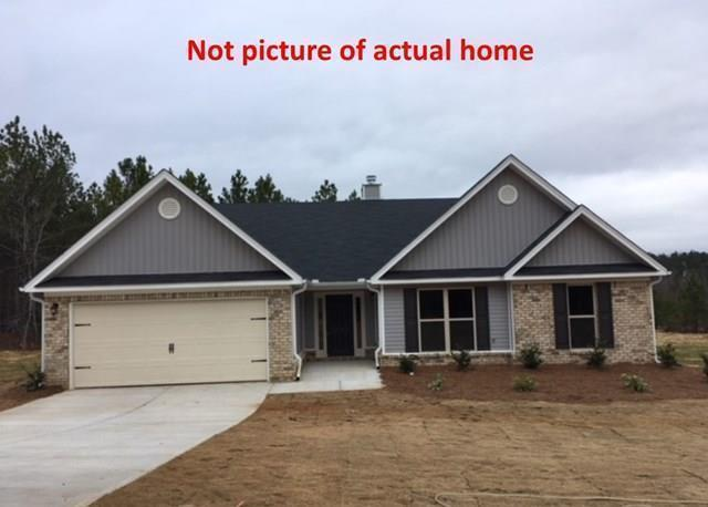 309 Paul Drive, Milledgeville, GA 31061 (MLS #40050) :: Lane Realty