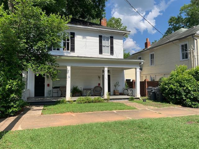 240 Liberty Street, Milledgeville, GA 31061 (MLS #40077) :: Lane Realty