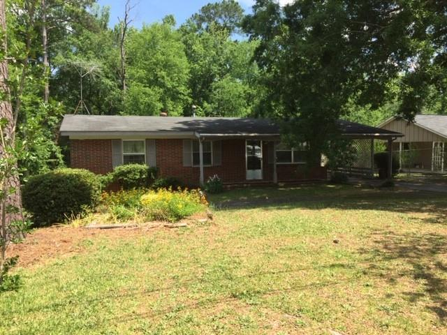 108 Allenwood Rd., Milledgeville, GA 31061 (MLS #40098) :: Lane Realty