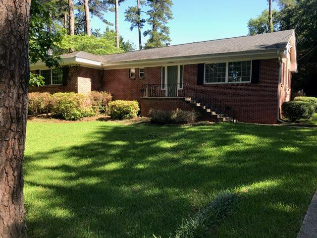 201 Lakeside, Milledgeville, GA 31061 (MLS #40229) :: Lane Realty