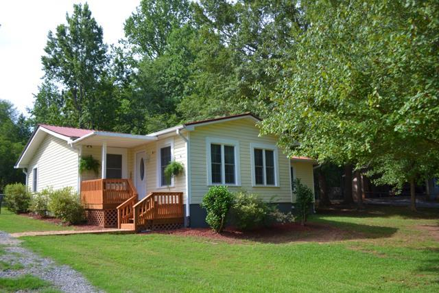 147 Sandy Beach Road, Milledgeville, GA 31024 (MLS #40234) :: Lane Realty