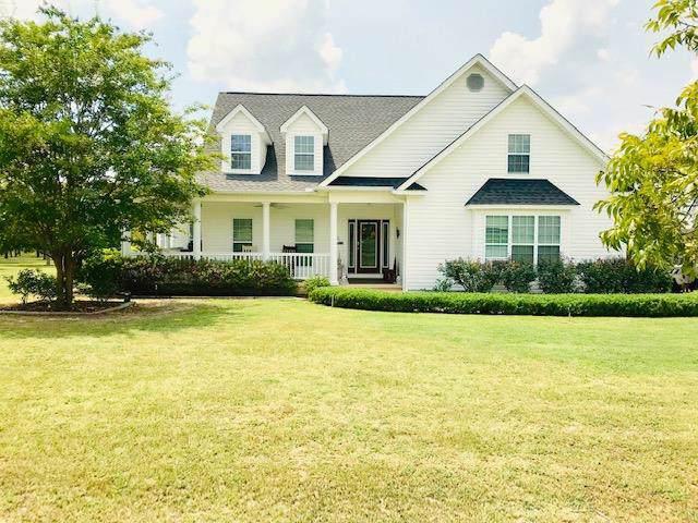 3719 Tennille Harrison Rd, Tennille, GA 31089 (MLS #40677) :: Lane Realty