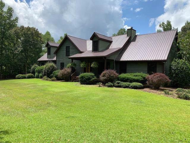 188 Rose Creek Road, Eatonton, GA 31024 (MLS #40927) :: Lane Realty