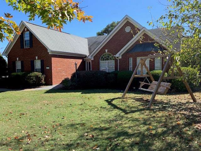 160 Collis Road, Eatonton, GA 31024 (MLS #41051) :: Lane Realty