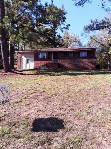 114 Randall, Milledgeville, GA 31061 (MLS #41084) :: Lane Realty