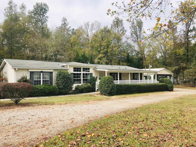 232 Scuffleboro Road, Eatonton, GA 31024 (MLS #41103) :: Lane Realty