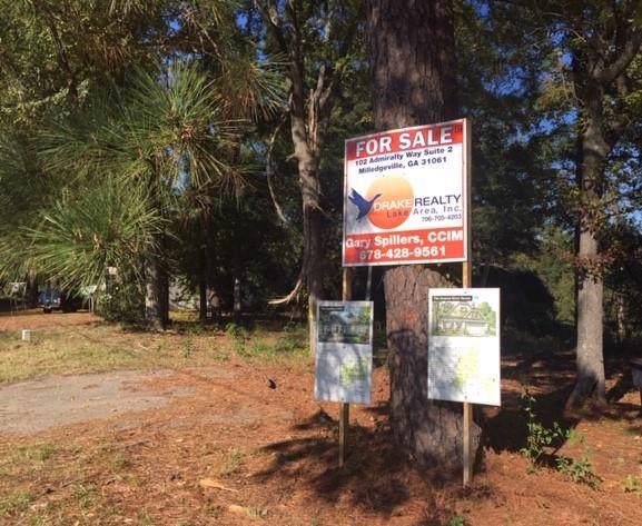 234 Sinclair Marina Road, Milledgeville, GA 31061 (MLS #41163) :: Lane Realty