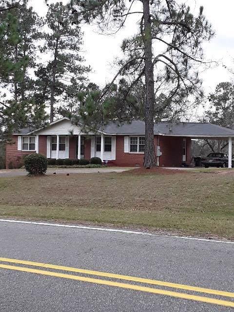 118 Horace Veal Road, Milledgeville, GA 31061 (MLS #41359) :: Lane Realty