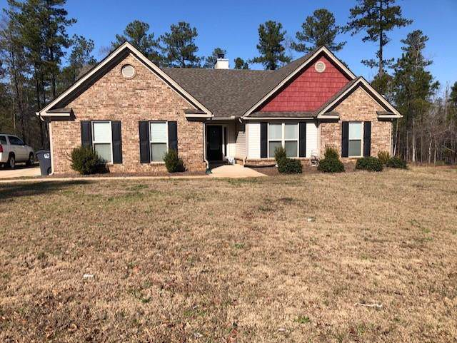 403 High Point Rd, Milledgeville, GA 31061 (MLS #41399) :: Lane Realty