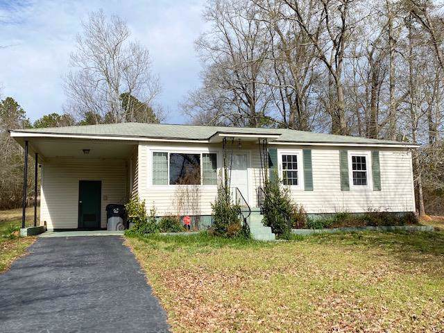 114 Ivey Weaver Rd, Milledgeville, GA 31061 (MLS #41407) :: Lane Realty