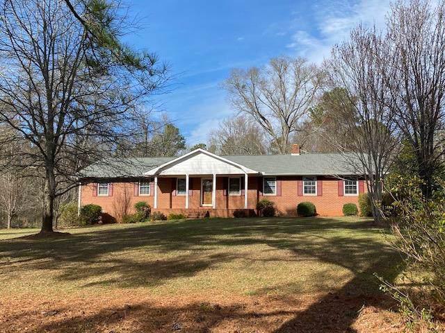110 Ivey Weaver Rd, Milledgeville, GA 31061 (MLS #41408) :: Lane Realty