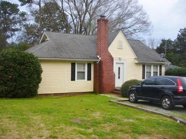 335 Doles Blvd, Milledgeville, GA 31061 (MLS #41529) :: Lane Realty