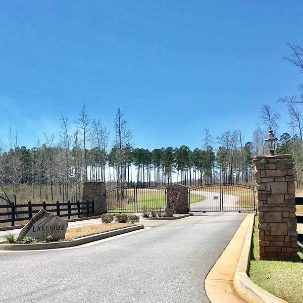 106 Waterside Drive, Eatonton, GA 31024 (MLS #41704) :: Lane Realty