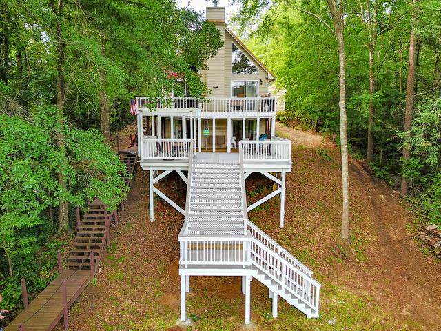 381 Bluegill Road, Eatonton, GA 31024 (MLS #41734) :: Lane Realty