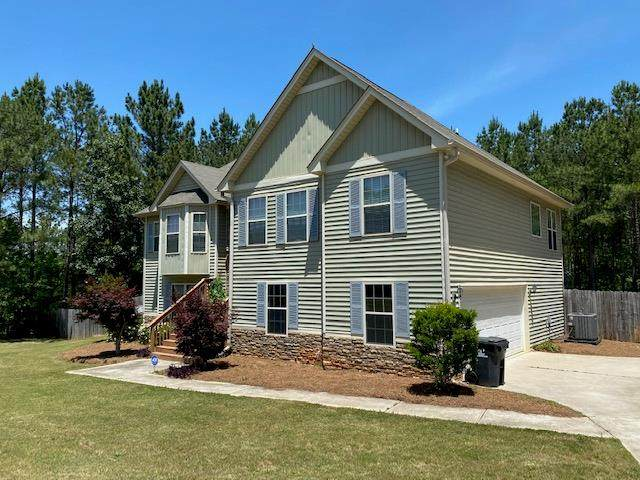 524 Sara Hunter Lane, Milledgeville, GA 31061 (MLS #41892) :: Lane Realty
