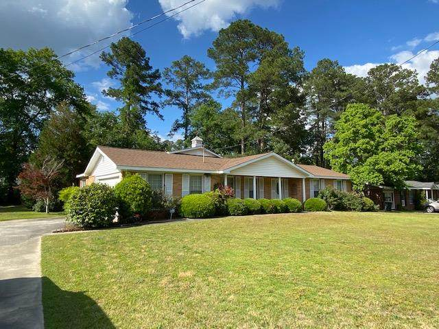 1720 Columbine Road, Milledgeville, GA 31061 (MLS #41904) :: Lane Realty