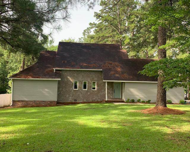 3771 Sinclair Dam Rd, Milledgeville, GA 31061 (MLS #42112) :: Lane Realty