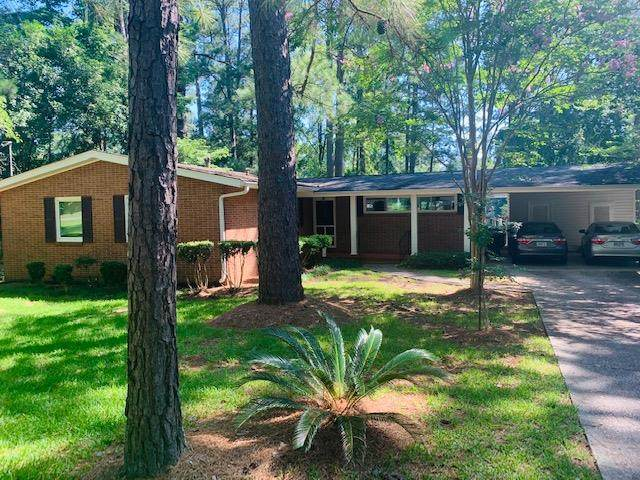 1627 Pine Valley Road, Milledgeville, GA 31061 (MLS #42195) :: Lane Realty
