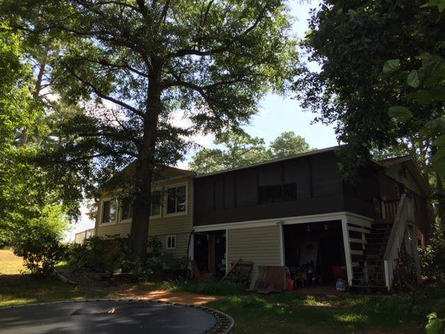150 Grimes Road, Milledgeville, GA 31061 (MLS #42309) :: Lane Realty