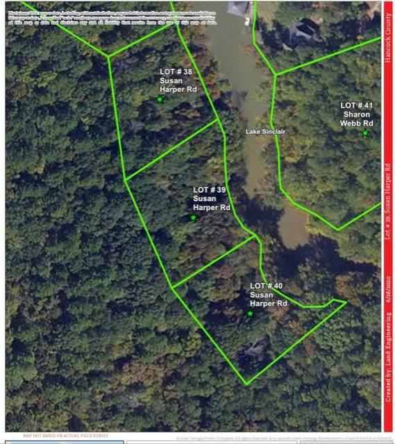 Lot #40 Susan Harper Road, Sparta, GA 31087 (MLS #42351) :: Lane Realty