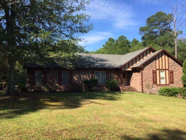 3009 Newall Drive, Milledgeville, GA 31061 (MLS #42377) :: Lane Realty
