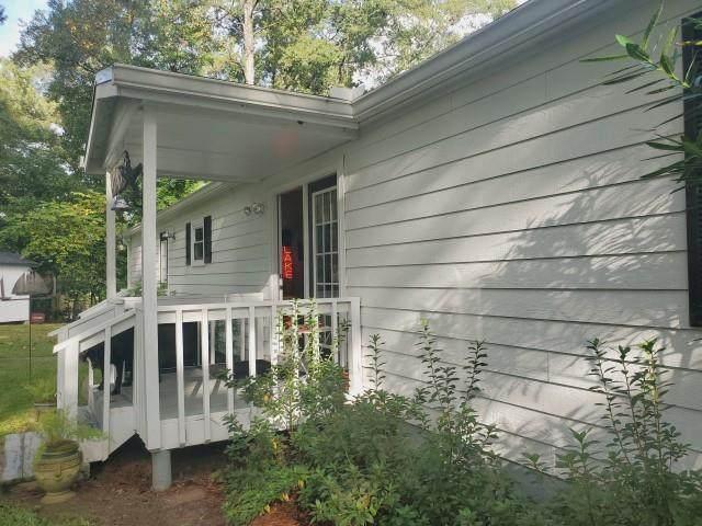 839C Milledgeville Rd, Eatonton, GA 31024 (MLS #43761) :: Lane Realty