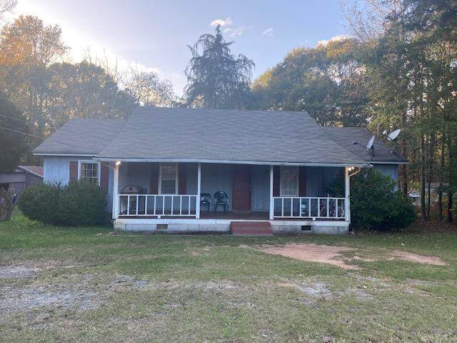 121 Glenwood Circle, Eatonton, GA 31024 (MLS #43850) :: Lane Realty