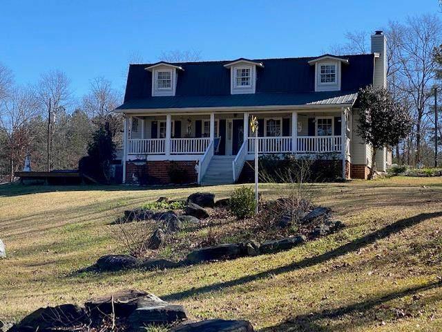 155 Napier Drive, Eatonton, GA 31024 (MLS #44090) :: Lane Realty