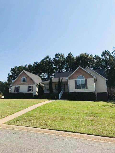 105 Old Mill Trail, Milledgeville, GA 31061 (MLS #44149) :: Lane Realty