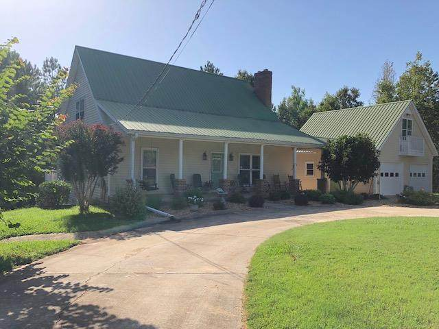 9064 Lake Sinclair Drive, Sparta, GA 31087 (MLS #44486) :: Lane Realty