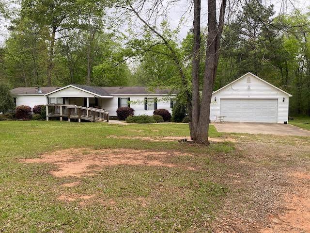 182 Little Road, Milledgeville, GA 31061 (MLS #44628) :: Lane Realty