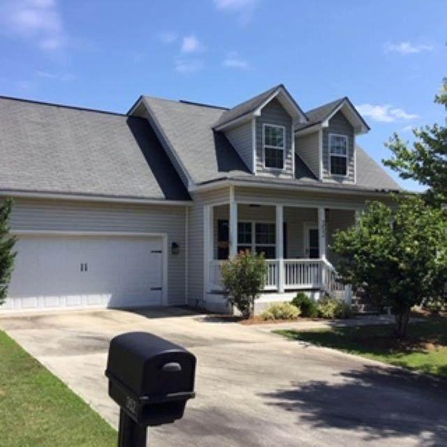 352 Cypress Drive, Gray, GA 31032 (MLS #44774) :: Lane Realty