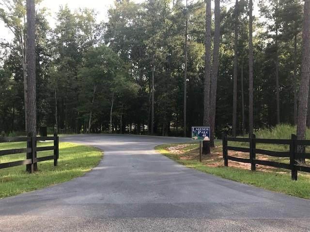 102 Waterside Drive, Eatonton, GA 31050 (MLS #45082) :: Lane Realty