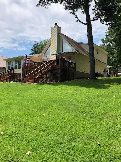 129A Shoreline Court, Eatonton, GA 31024 (MLS #45130) :: Lane Realty