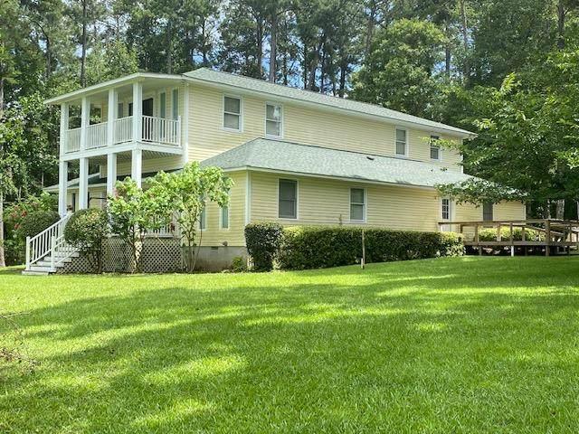 191 Pennington Road, Milledgeville, GA 31061 (MLS #45155) :: Lane Realty